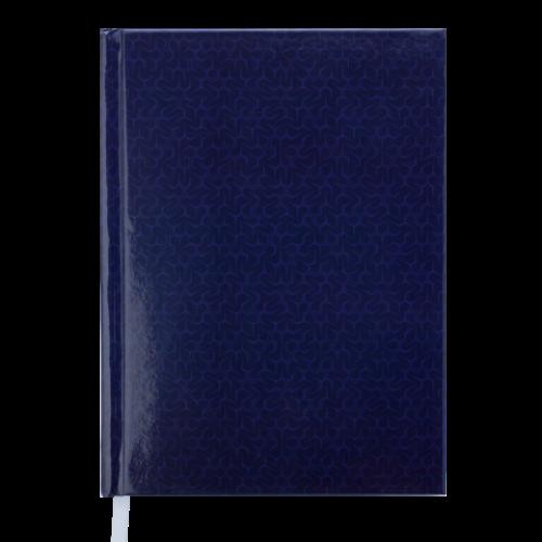 Ежедневник датированный 2019 VELVET, A5, синий