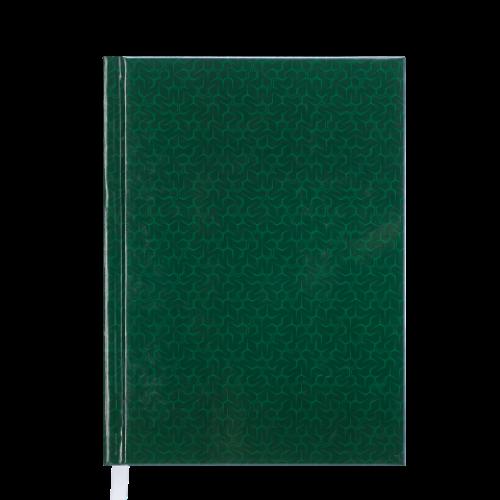 Ежедневник датированный 2019 VELVET, A5, зеленый