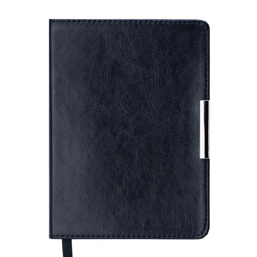 Ежедневник датированный 2019 SALERNO, A6, 336 стр. черный