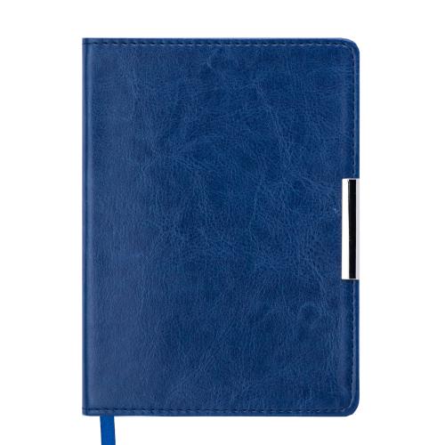 Ежедневник датированный 2019 SALERNO, A6, 336 стр. синий