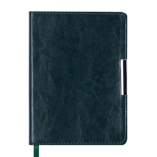 Ежедневник датированный 2019 SALERNO, A6, 336 стр. зеленый