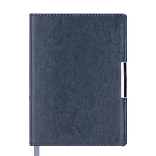Ежедневник датированный 2019 SALERNO, A6, 336 стр. серый