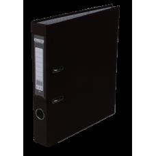 Регистратор односторонний А4 LUX, JOBMAX, ширина торца 50мм, черный