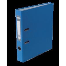 Регистратор односторонний А4 LUX, JOBMAX, ширина торца 50мм, синий