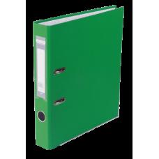 Регистратор односторонний А4 LUX, JOBMAX, ширина торца 50мм, зеленый