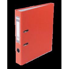 Регистратор односторонний А4 LUX, JOBMAX, ширина торца 50мм, оранжевый