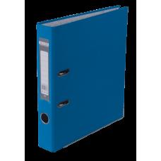 Регистратор односторонний А4 LUX, JOBMAX, ширина торца 50мм, светло-синий