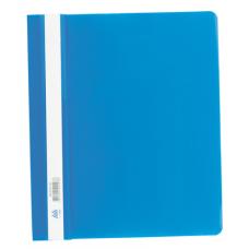 Скоросшиватель А5, синий