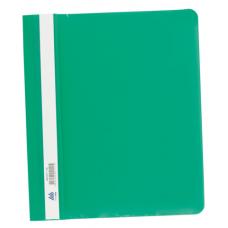 Скоросшиватель А5, зеленый