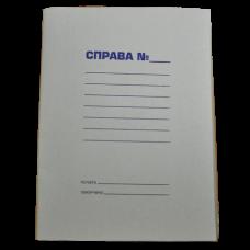 """Папка """"Дело"""" BUROMAX, А4, картон 0,35 мм"""