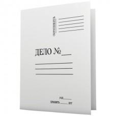 """Папка """"Дело"""" JOBMAX, А4, картон"""