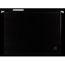 Подвесной файл А4, пластиковый, черный