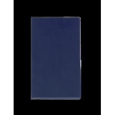 Папка для счета официанта, винил, темно-синий