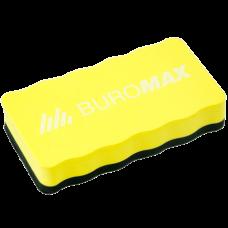 Губка для сухостираемых досок с магнитом, желтый