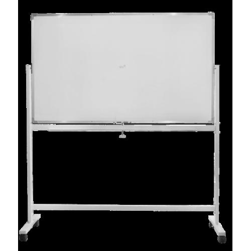 Флипчарт двухсторонний магнитный сухостираемый мобильный, 90 х 150см