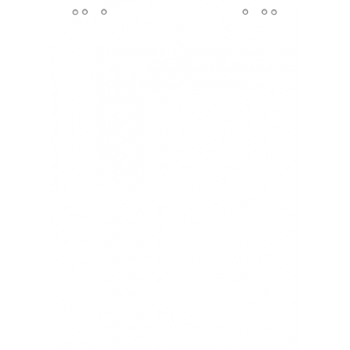 Блок бумаги для флипчартов JOBMAX, 10 листов, 64 х 90см, 70г/м2