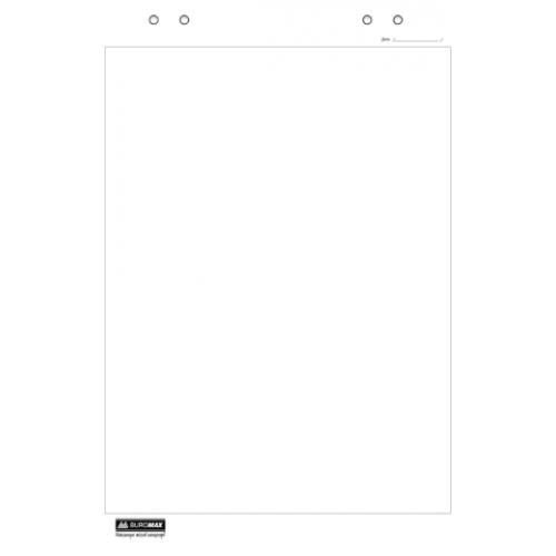 Блок бумаги для флипчартов, 10 листов, 64 х 90см