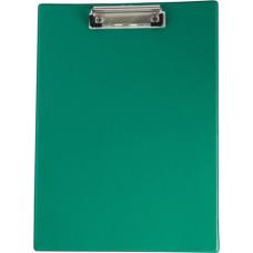 Клипборд BUROMAX, А4, PVC, зеленый