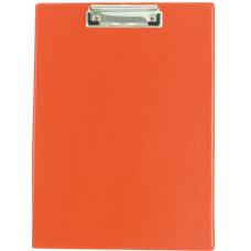 Клипборд BUROMAX, А4, PVC, красный