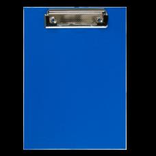 Клипборд BUROMAX, А5, PVC, темно-синий