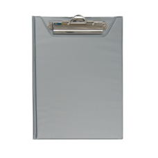Клипборд-папка BUROMAX, А5, PVC, ассорти