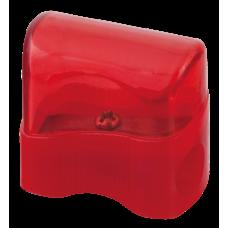 Точилка с контейнером, пластиковый корпус