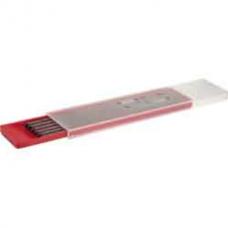 Грифели для цангового карандаша В, 2мм,12шт