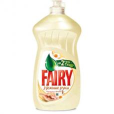 Средство для посуды FAIRY Нежные руки, 500мл, Ромашка и витамин Е