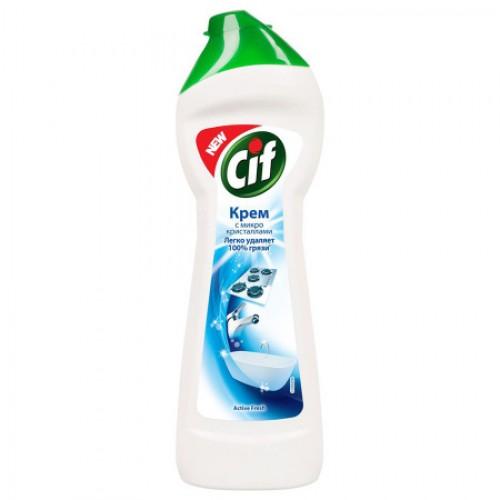 Крем чистящий CIF, 250мл, Актив