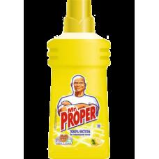 """Средство универсальное """"MR. PROPER"""", 500 мл, лимон"""