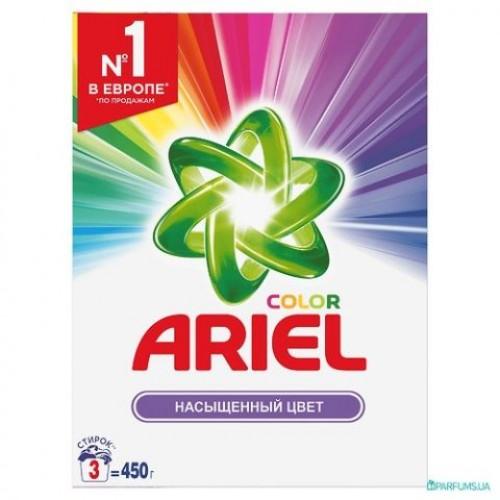 Стиральный порошок Ariel Color 450 г