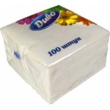 Салфетки бумажные Диво 100шт.