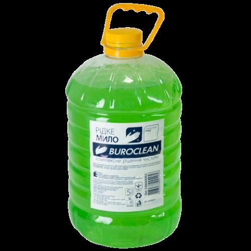 Мыло жидкое BuroClean ECO 5л ТРАВЯНОЕ
