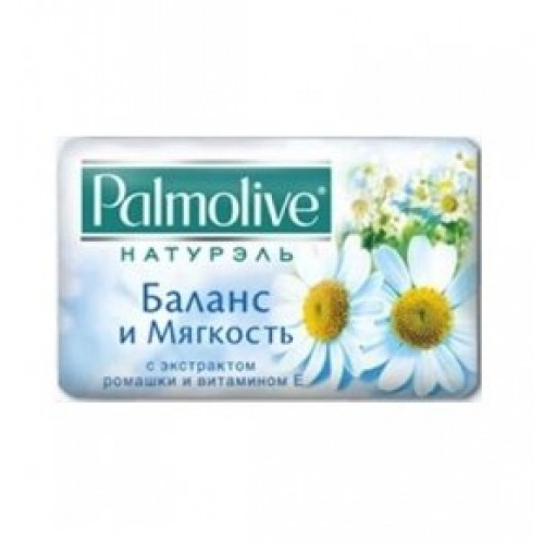 Мыло Palmolive Naturel ромашка и витамин Е 90г