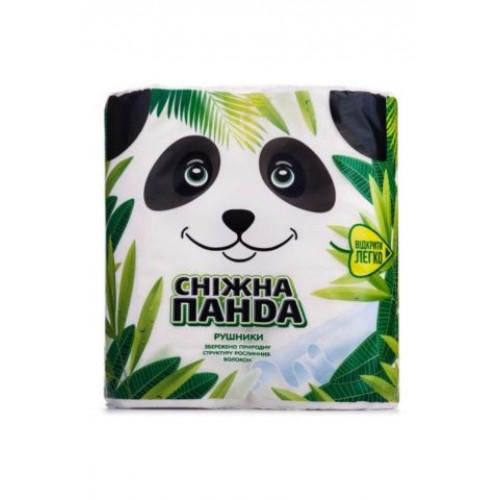 Полотенца бумажные Сніжна панда 2шт.