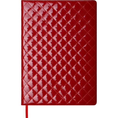 Ежедневник датированный 2019 DONNA, A4, красный