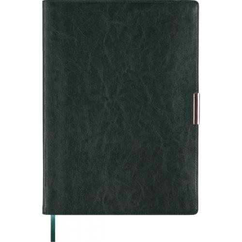 Ежедневник датированный 2019 SALERNO, A4, 336 стр. зеленый
