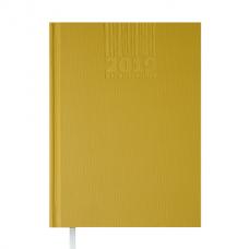 Ежедневник датированный 2019 BRILLIANT, A5, 336 стр., оливковый