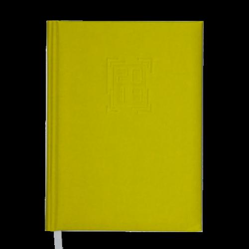 Ежедневник датированный 2019 MEMPHIS, A5, 336 стр., оливковый