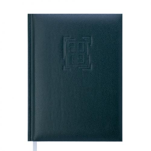 Ежедневник датированный 2019 REDMOND, A5, 336 стр., зеленый