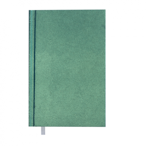 Ежедневник датированный 2019 PERLA, A6, 336 стр., бирюзовый