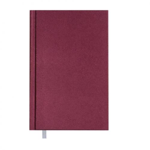 Ежедневник датированный 2019 PERLA, A6, 336 стр., бордовый