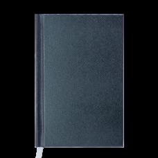 Ежедневник датированный 2019 PERLA, A6, 336 стр., антрацит
