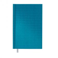 Ежедневник датированный 2019 DIAMANTE, A6, 336стр. бирюзовый