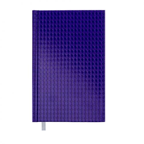 Ежедневник датированный 2019 DIAMANTE, A6, 336стр. фиолетовый