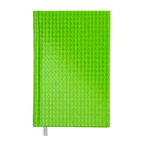 Ежедневник датированный 2019 DIAMANTE, A6, 336стр. салатовый