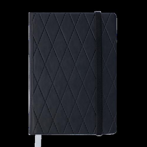 Ежедневник датированный 2019 CASTELLO, A6, черный