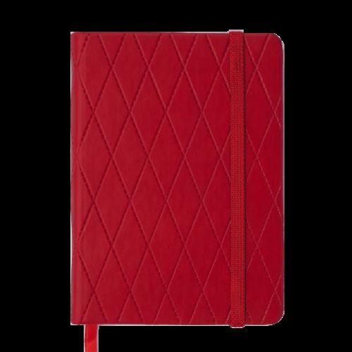 Ежедневник датированный 2019 CASTELLO, A6, красный