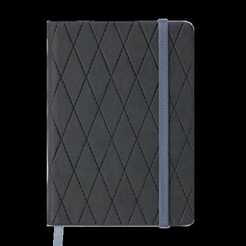 Ежедневник датированный 2019 CASTELLO, A6, серый