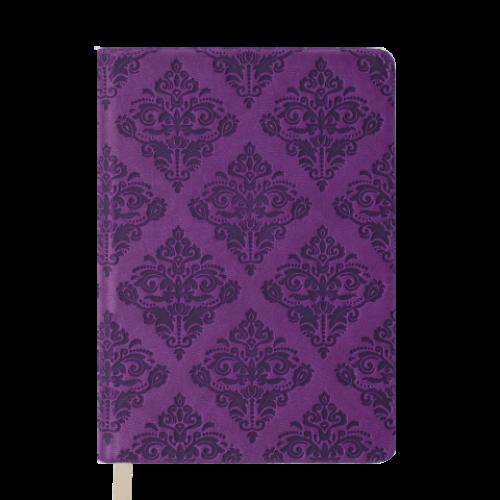 Ежедневник датированный 2019 CASTELLO VINTAGE, A6, 336 стр., вишневый